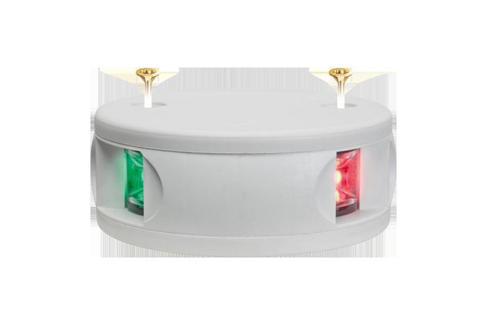 AQUASIGNAL 34 LED Bi-Color Navigation Light White 12//24V
