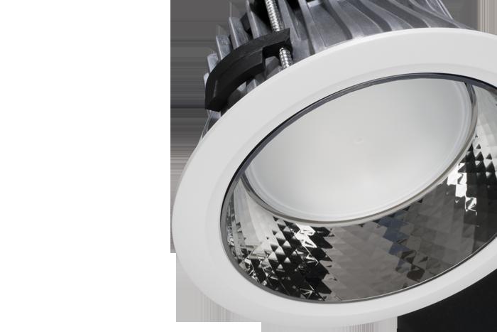 DL60 RF155 LED Glamox