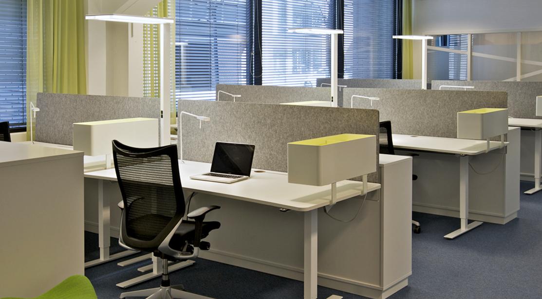 Uno X Office Complex Glamox