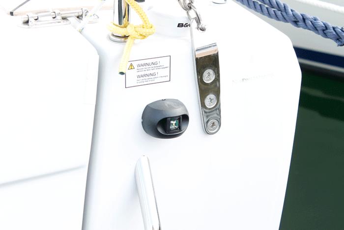 Series 34 Navigation Lights Aqua Signal Glamox Recreational