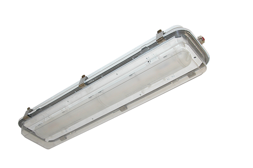 1445 1x16W IP67 with LED-cover