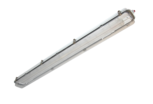 1445 1x32W IP67 PO with LED-cover