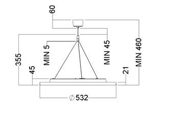 c95-pc-525_measurement drawing
