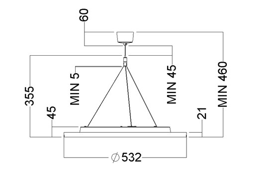 c95-pc-525_measurement drawing