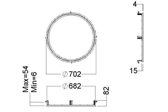 c95-rc-675_measurement drawing