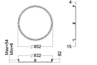 c95-rc-825_measurement drawing