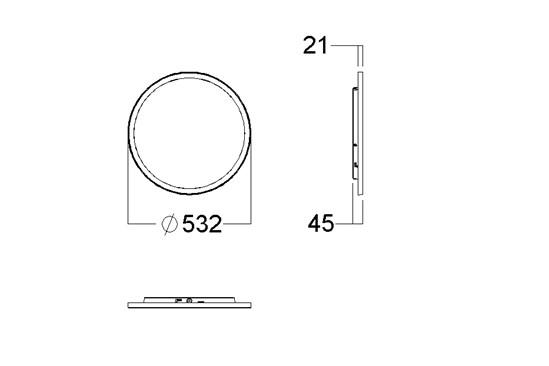 c95-sc-525_measurement drawing