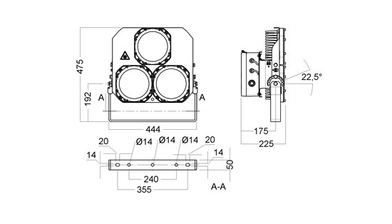 FX60 3 Modules