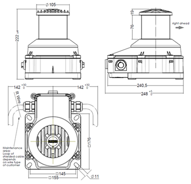Series_75D_Standard_dimensions