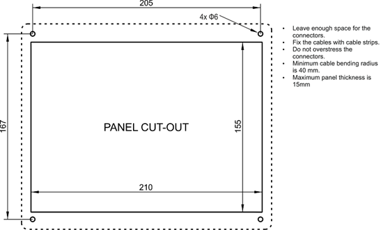 NL95_40_main_unit_panel_cut_out